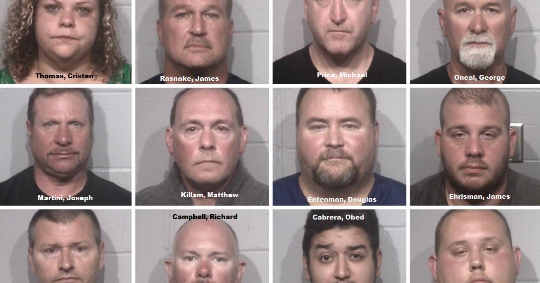 19 arrested in prostitution bust in Trenton - nj.com