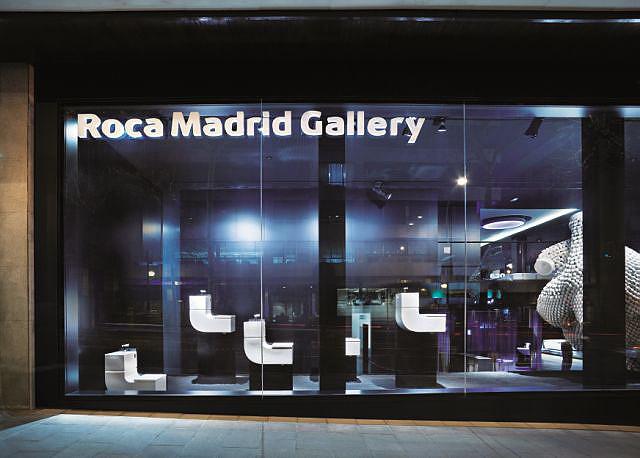 los premios mies van der rohe de la primera exposicin del roca madrid gallery