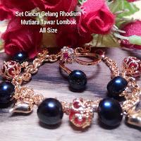 Perhiasan Mutiara Lombok Murah