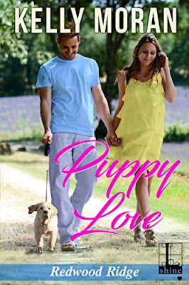 Book Review: Puppy Love, by Kelly Moran, 4 stars