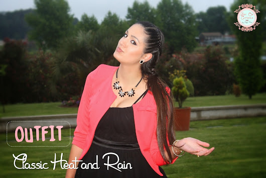 Outfit | Classic Heat and Rain
