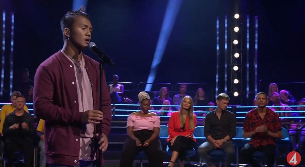 Karen Boy, Ki Soe Wow The Judge Again With Sam Smith Song On