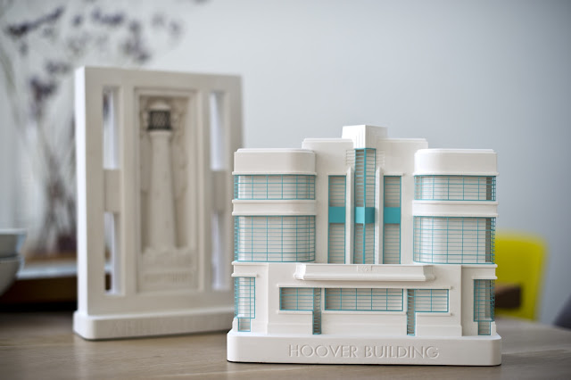Chisel & Mouse Architectural Models