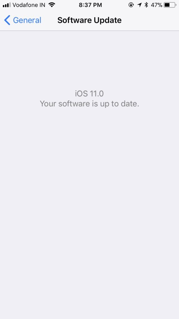 Here's How To Update Your iPhone Right Now