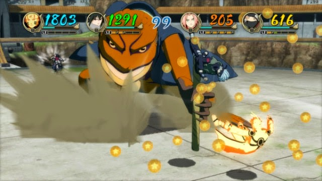 Naruto Shippuden Ninja Storm Revolution PC Gameplay