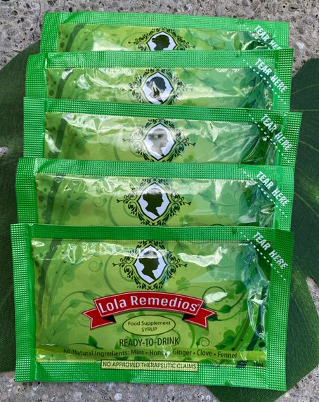 Lola Remedios is made of natural ingredients