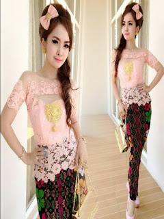 model rok panjang batik dian pelangi