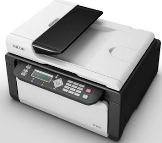 Ricoh Aficio SP 100SF Driver Download