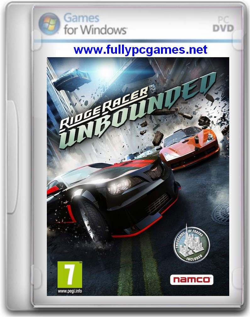 Ridge Racer Unbounded Game ~ Full Free Software Download