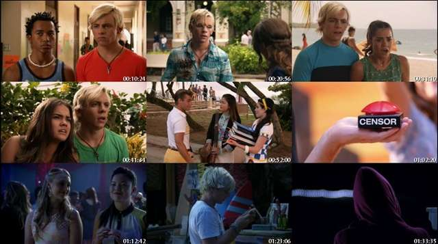 Teen Beach Movie 2 (2015) DVDRip Latino