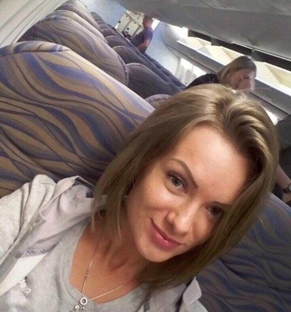 Penumpang pos gambar selfie dalam FlyDubai sebelum terhempas