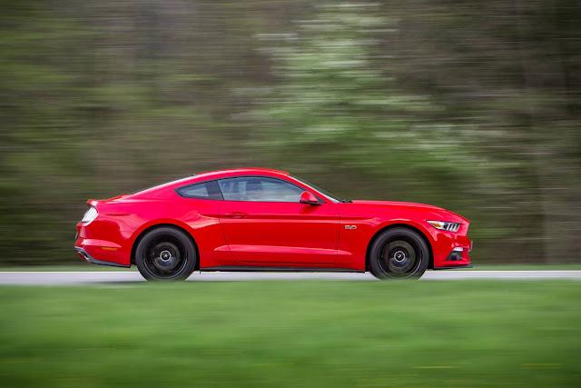 Novo Ford Mustang GT 2017
