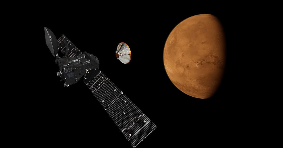 ExoMars2016, l'Europa in arrivo su Marte, diretta video by ESA!
