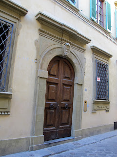 Photo of No 23 Via della Stufa in Florence