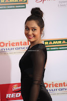 Vennela in Transparent Black Skin Tight Backless Stunning Dress at Mirchi Music Awards South 2017 ~  Exclusive Celebrities Galleries 007.JPG