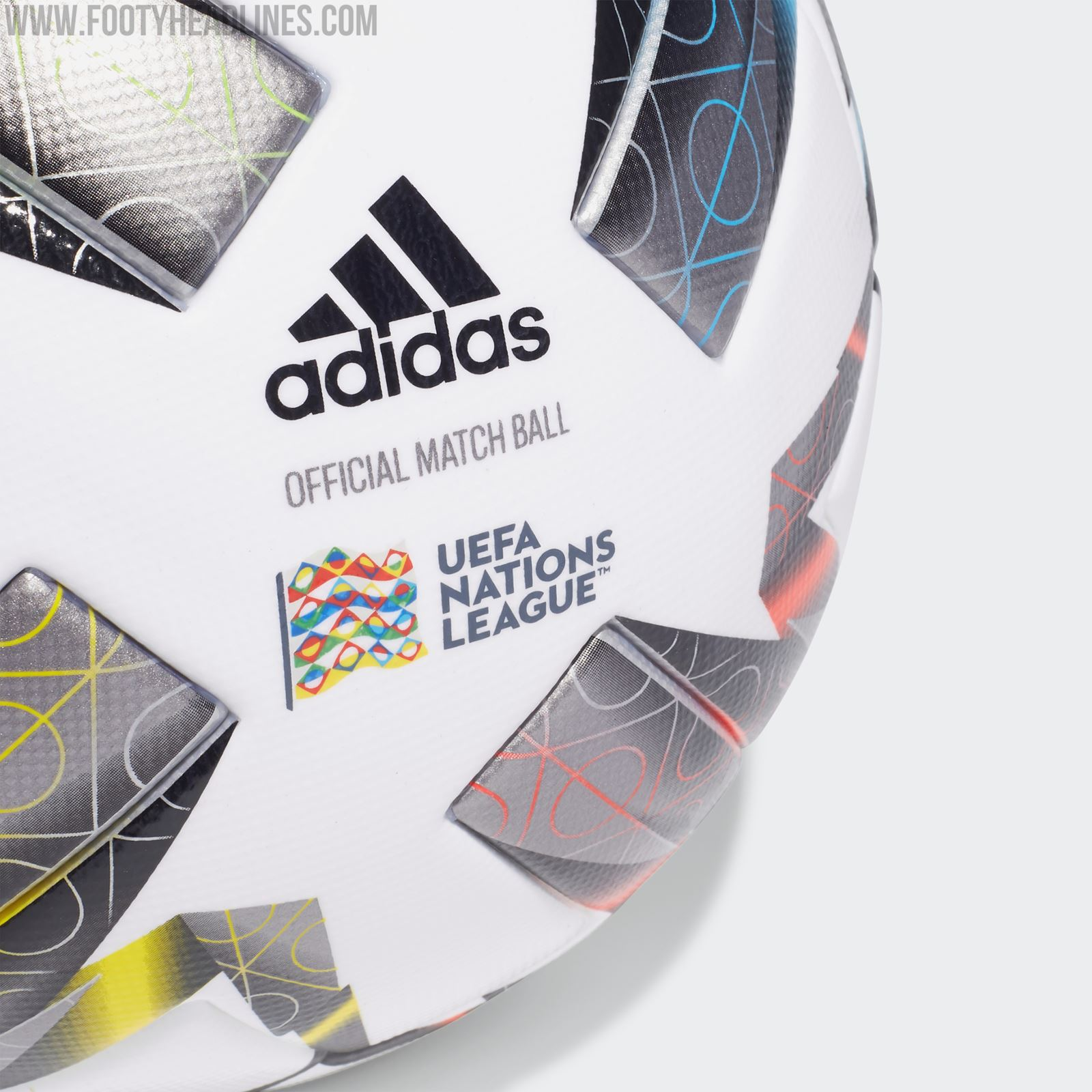 Adidas UEFA Nations League 2020-2021 Ball Released - Footy ...