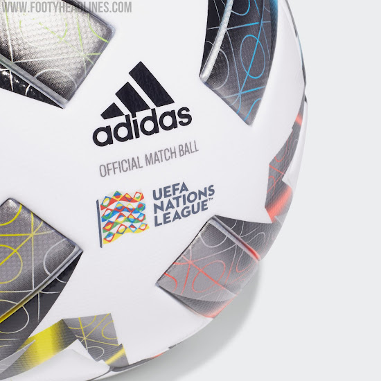 Adidas Uefa Nations League 2020 2021 Ball Released Footy Headlines
