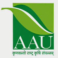Anand Agricultural University (AAU) Recruitment 2017 for Research Associate