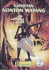 toko buku rahma: buku CATHETAN NONTON WAYANG 2, pengarang sabar sabdo, penerbit cendrawasih