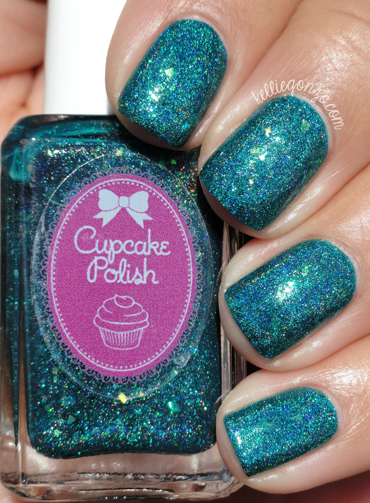 Cupcake Polish Dancing Queen