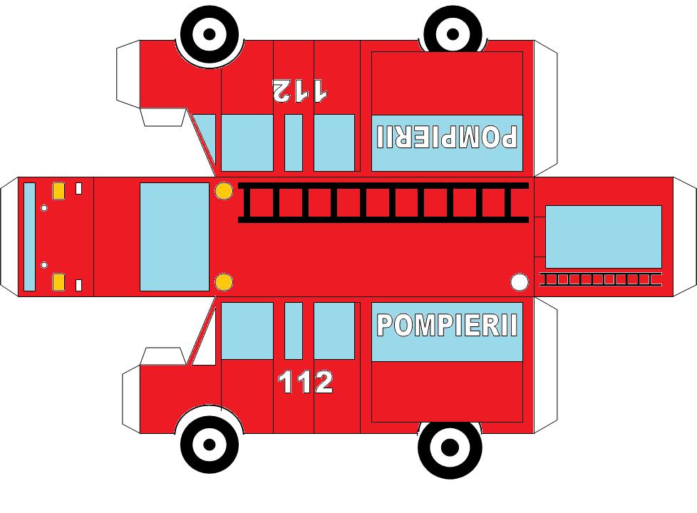 Maşina de pompieri