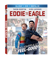 Eddie The Eagle bluray