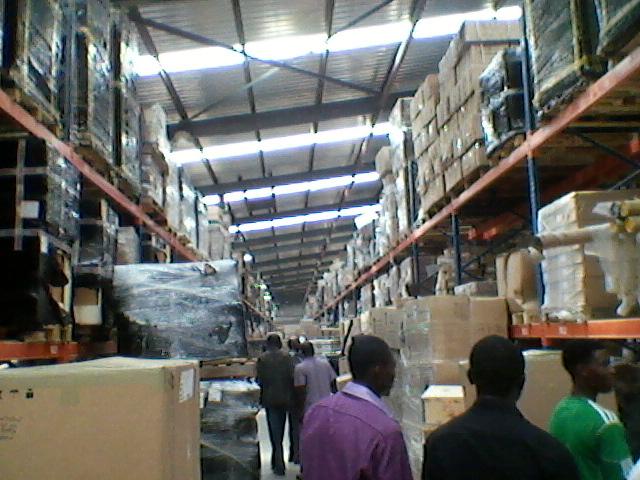 Importation to Nigeria- On Air cargo, On Sea Cargo  Ocean shipping