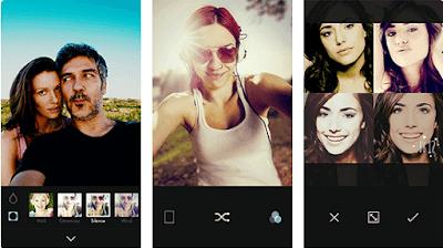 aplikasi edit foto android kekinian
