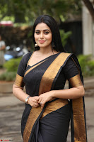 Poorna in Cute Backless Choli Saree Stunning Beauty at Avantika Movie platinum Disc Function ~  Exclusive 153.JPG