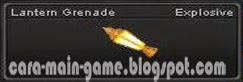 Senjata Point Blank Lantern Grenade