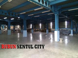 Rp.26 MILYAR Dijual Gudang Siap Pakai Di Bogorindo Sentul Kawasan Industri (CODE :1000)