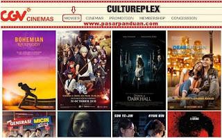 pilih film yang di inginkan