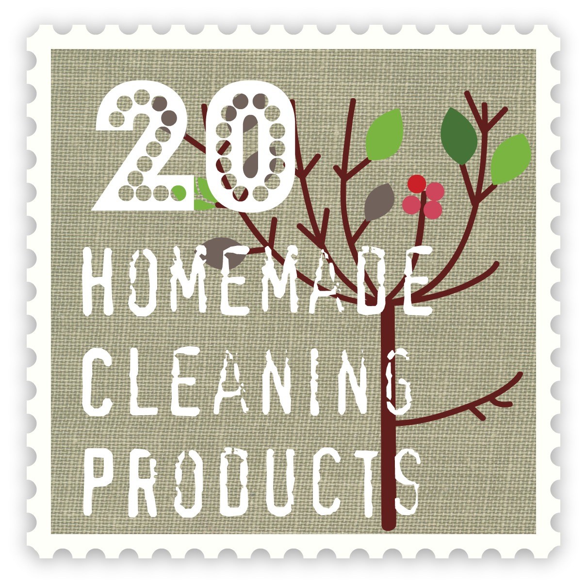 20 Homemade Cleaning Products