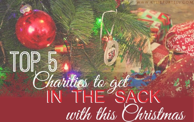 Christmas Charities.Top 5 Charities To Get In The Sack With This Christmas