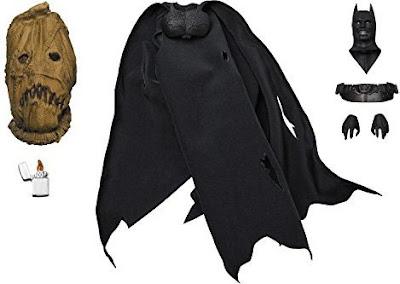 MAFEX Scarecrow de Batman Begins - Medicom