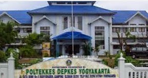 Info Pendaftaran Mahasiswa Baru ( POLTEKKES-JOGJA ) Poltekkes Kemenkes Yogyakarta 2017-2018