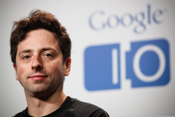 Sergey Brin está insatisfeito com o que vem acontecedo na Internet