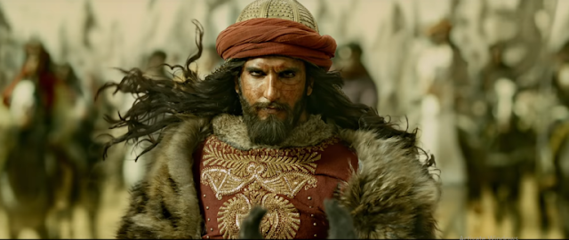 Ranveer Singh Padmavati Movie Widescreen HD Wallpapers Pictures