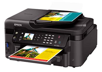 Epson WF-2540 Resetter Download