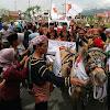 Siap Menangkan Zainal-Arsal, Ini yang Dilakukan Warga 3 Desa