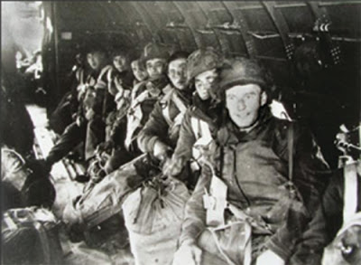 Paratroopers of the 1st Polish Independent Parachute Brigade - Market Garden
