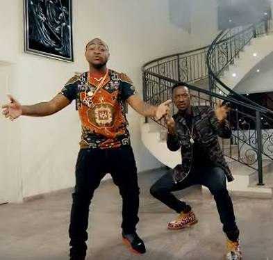 Davido Signs Dammy Krane To His Record Label