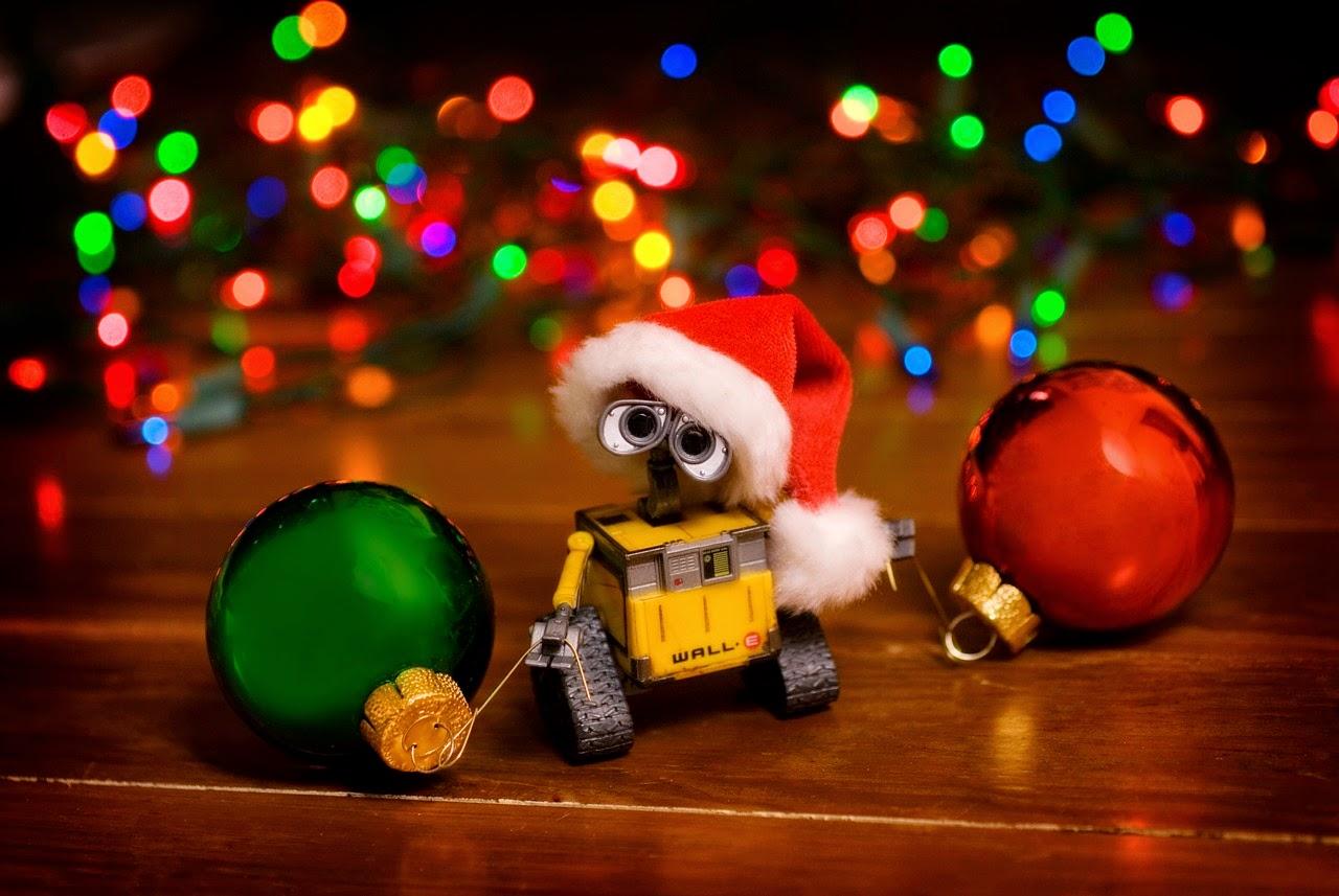 Imprimibles de Wall-E para Navidad. | Ideas y material gratis para ...