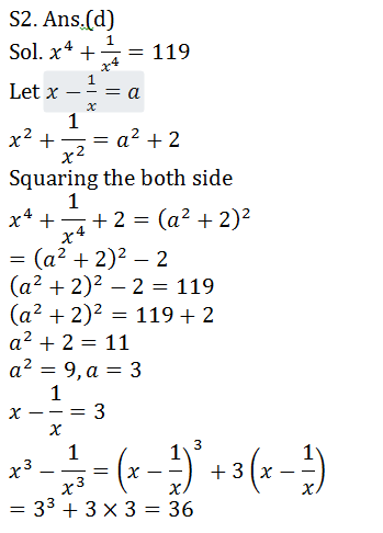 Math Questions for SSC CHSL and RRB NTPC EXAM
