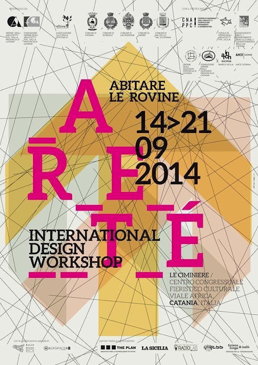 "RASSEGNA STAMPA ""INTERNATIONAL DESIGN WORKSHOP"" 