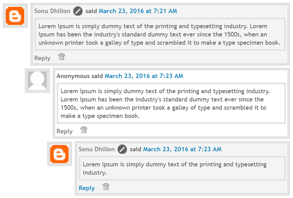 add pop up threaded comments in blogger post