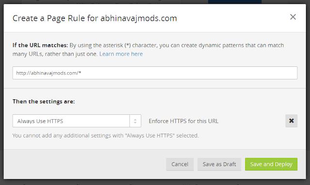 Blog Ki Security Ke Liye HTTPS Enable