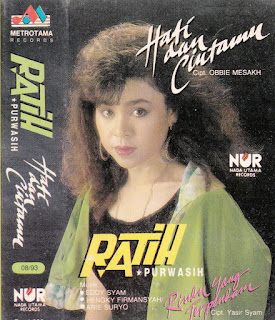 Download Kumpulan Lagu Ratih Purwasih Mp3 Full Album lengkap
