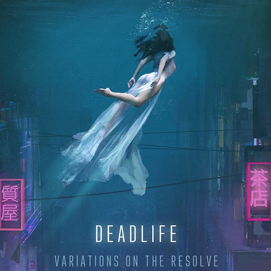 Deadlife - Cyberpunk Wallpaper Engine