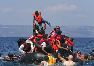 20-people-capsized-overnight-in-the-Aegean-Sea